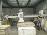 El puente usado CNC de piedra natural del granito del precio de la cortadora vio para el cortador del mármol de la venta