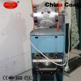 Máquina de rellenar del lacre plástico de la taza del té de Boba