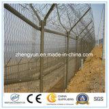 Cerca de segurança da ligação Chain do aeroporto (certificação do ISO)