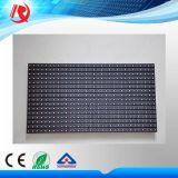 Semioutdoor al aire libre impermeable que hace publicidad de P10 SMD escoge el módulo de la visualización de LED del color rojo