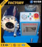 Outil à sertir de boyau hydraulique de pouvoir du finlandais 1/4'-2'/machine sertissante de boyau