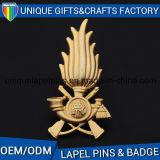 Distintivo durevole di marchio del metallo del distintivo su ordinazione del metallo