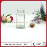 250ml高く白く物質的な香りのリード拡散器のガラスビン