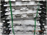 Aleación de aluminio que hace el lingote del magnesio