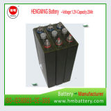 1.2V 20ah Ni-CD Battery voor UPS