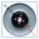 외바퀴 손수레 바퀴; 10 인치 알루미늄 압축 공기를 넣은 바퀴 스포크