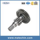 Pezzo fucinato lavorante di CNC dell'acciaio inossidabile dell'OEM 316 per l'asta cilindrica industriale dell'asta cilindrica