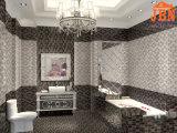 최신 판매 디지털에 의하여 윤이 나는 목욕탕 벽 도기 타일 (3-B45828)