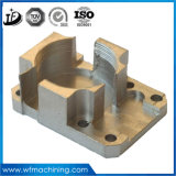 Подвергать механической обработке алюминия точности OEM/алюминий с подвергать механической обработке CNC