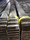 200X50X8mmの機械製造業のための長方形の鋼鉄管の使用