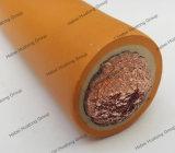 Câble en caoutchouc flexible superbe de cuivre pur de soudure de 100%