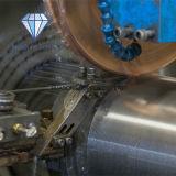 Keil-Draht-Bildschirm des hohe Präzisions-Edelstahl-316L für Öl-industrielles Geräten-Filtration
