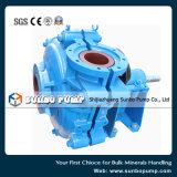 Pompe de lavage de charbon centrifuge lourd/pompe 150ah de boue