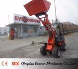 Everun Cer genehmigte die 0.6 Tonnen-kleine Schaufel-Ladevorrichtung