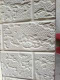 Painéis isolados poliuretano gravados decorativos