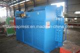 Dobrador hidráulico Wc67y-100t/2500 da máquina de dobra da placa/folha de metal