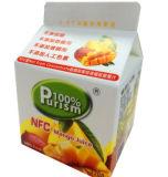 6-Layer 330g Mangofrucht-Saft-Karton mit Schutzkappen