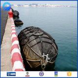 CCSの証明書の横浜海洋のゴム製フェンダーの空気のはしけのフェンダー