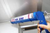 Sellante acético del silicón del tanque de pescados de la intemperización de Exceeelant