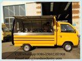كهربائيّة [إيس كرم] متحرّك طعام حافلة/قهوة طعام البيع طعام شاحنة مقفلة