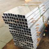 De holle Vierkante Buis van het Aluminium van de Sectie