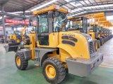 Chargeur de roue de 1.6 tonne avec l'engine de Xinchai 498 en Afrique du Sud