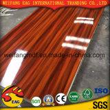 나무로 되는 색깔 또는 Soild 색깔 E0/E1/E2에 의하여 박판으로 만들어지는 MDF/Melamine MDF
