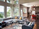 Casa ligera prefabricada de la estructura de acero del bajo costo con el panel de Alc como chalet
