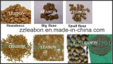Corn /Wheat/Beans/Grains를 가진 젖은 Type Floating Pet Fish Pellet Making Machine