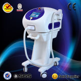 Draagbare Saffier 808nm de Machine van de Schoonheid van de Zorg van de Huid van Depilator van de Verwijdering van het Haar van de Laser van de Diode