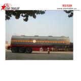 60cbm 3compartments 3BPW Ejes del tanque de combustible Semirremolque