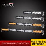 30inch barre chiare calde di alto potere ambrato singole LED della barra 150W