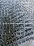 Geschweißter Maschendraht-Panel-temporärer Zaun