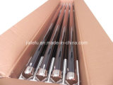 chauffe-eau 250L solaire pressurisé par bobine de cuivre préchauffé compact