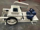 Mini estoque de China/preço de pedra da máquina do triturador de rolo do dobro da rocha para a venda