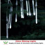 Luces populares del meteorito del color multi LED