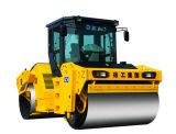 XCMGのブランド16トンの販売のための機械単一のドラムXs162j新しい道ローラー