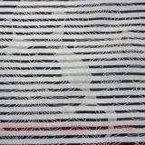 Ткань жаккарда хлопка полиэфира для одежды детей юбки рубашки платья