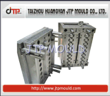 24 moldes plásticos del casquillo de la inyección del corredor caliente de las cavidades