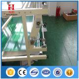 Máquina del traspaso térmico de la ropa del rodillo de la materia textil