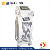 CE homologué 3 poignées Machine mutifonctionnelle IPL Laser RF