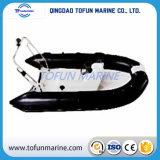 Barco inflável do reforço de Hypalon/PVC (RIB300)