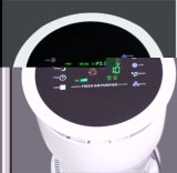 UV LED 가벼운 HEPA 디지털 음이온 공기 정화기