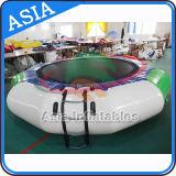 Кровать самой горячей воды скача, раздувной Trampoline воды для сбывания