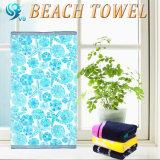 100X180cmプラスのサイズによって印刷されるパターンビーチタオル