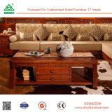 Tabella di tè di legno di disegno della mobilia di fabbricazione del faggio squisito della Germania