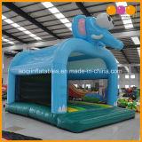 子供のおもちゃ(AQ01603-1)のための熱いSlaeの跳躍の家象の膨脹可能な警備員