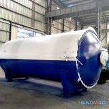 autoclave de estratificação de vidro do aquecimento elétrico aprovado do PED de 3000X9000mm (SN-BGF3090)