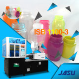 Automatische pp.-Flasche, die Maschinerie, eine Jobstepp-Blasformen-Maschine herstellt