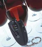 Het digitale Meetapparaat van de Alcohol van de Adem met Zeer belangrijke Ketting (MTAT02)